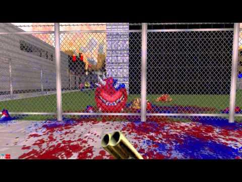 Doom II MegaWads - Doom 2 Reloaded  Brutal Doom - 07