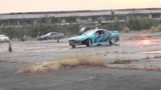 Lady Drifter Tin Tin David - 2013 Novice Drift Series 1 Champion