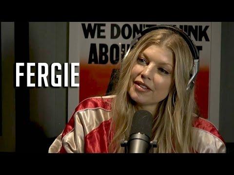 Fergie talks Iggy Azalea + peeing on stage!