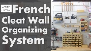 download lagu French Cleat Wall System And Lots Of Boxes gratis
