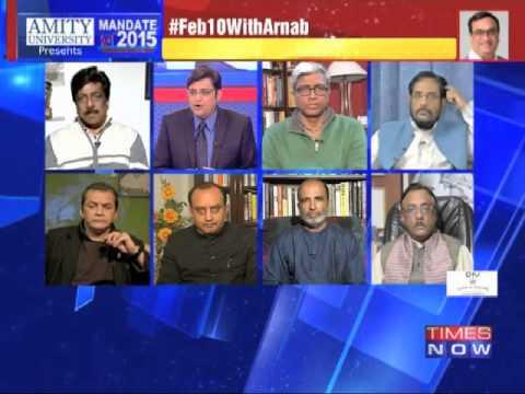 Mandate 2015 : Delhi election - Full Episode