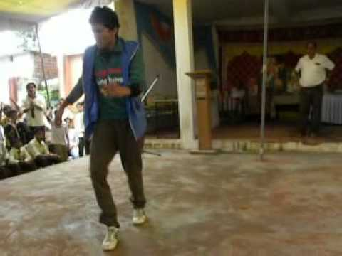 Did Crocroaz Tosi Dance By Slowmotion video