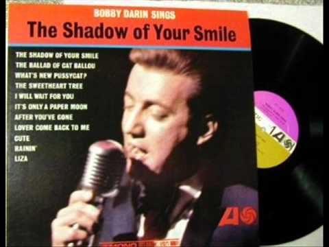 Bobby Darin - The Shadow Of Your Smile
