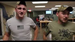 Ghost Pepper Challenge: Army v. Marine