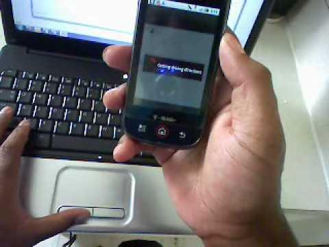 Motorola Cliq Eclair (Android 2.1) Update