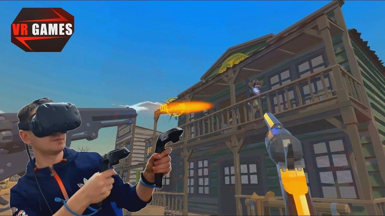 Клинт Иствуд нервно курит в сторонке. Обзор вестерна Rapid Fire VR