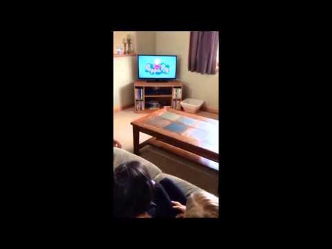 "Peppa Pig ""My Birthday Party"" DVD Intro"