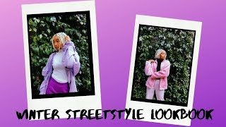 Winter '19 Streetsyle lookbook Part 1 | South African Youtuber | Fashion lookbook