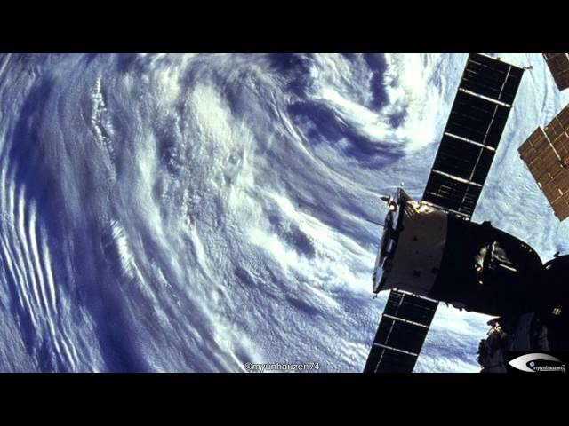 UFO photos taken by astronauts on the ISS for September 2011