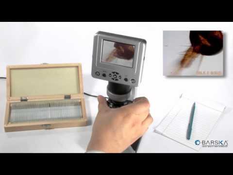 Barska Digital Microscope with 3.5