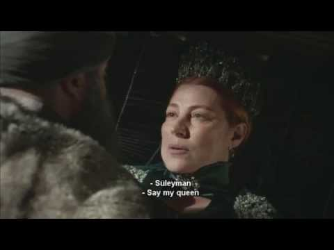 Hurrem Sultan death scene (English subtitled)