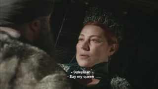 Hurrem Sultan death scene (English subtitled) - Magnificent Century