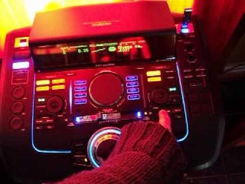 Equipo de música SONY FST-ZUX999