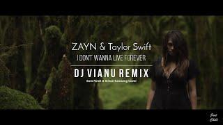 Zayn & Taylor Swift - I Don't Wanna Live Forever (Dj Vianu Remix)(Sara Farell & Simon Samaeng Cover)