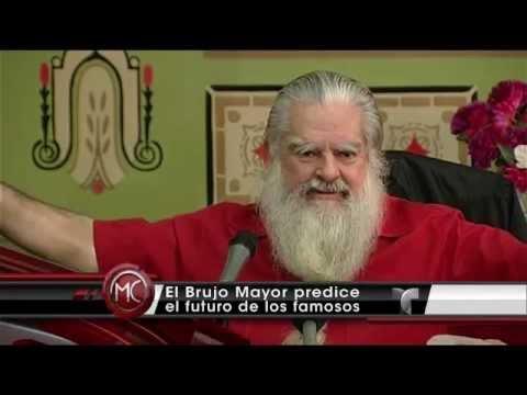 Brujo Mayor dio sus predicciones para el 2013 - Telemundo