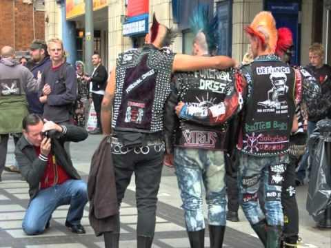 Punk & Skin