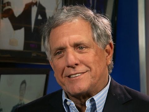 Les Moonves: The one that stood out was Stephen Co…