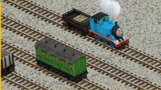 Fun Kids Game - Thomas and Friends Lift Load & Haul #44