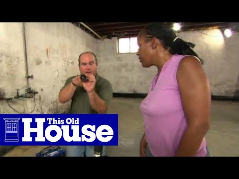 How to Install a Battery-Operated Backup Sump Pump - This Old House