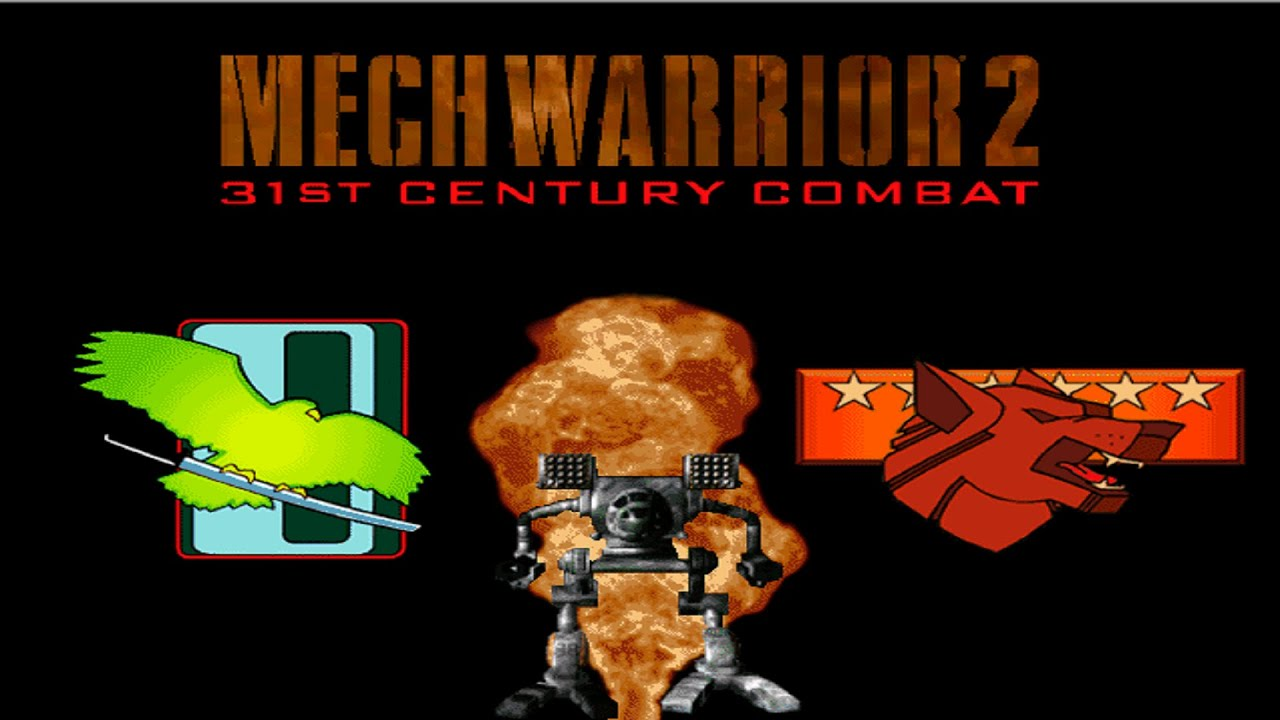 Mechwarrior 2 Wallpaper Mechwarrior 2 31st cc 3dfx