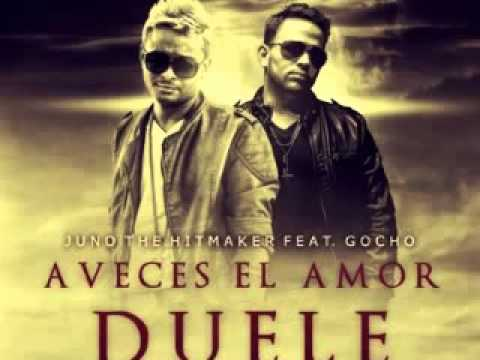 Video: A Veces El Amor Duele Juno 'The HitMaker' Ft Gocho Bachata Romantica 2012 Letra YouTube 480x360 px - VideoPotato.com
