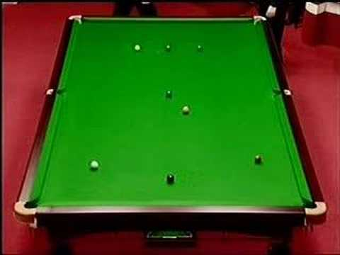 Snooker Flukes Video