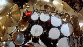 GoPro Music: Dave Matthews Band's Carter Beauford Drum Solo