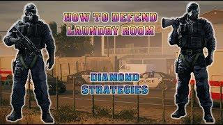 In Depth: How to Defend LAUNDRY ROOM on Oregon   Rainbow Six Siege