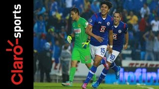El color del Cruz Azul vs América - Liga Mx