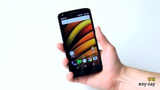 Смартфон Motorola Moto X Force - Обзор. Флагман с небьющимся дисплеем.
