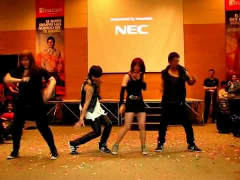 4 Minute I My Me Mine & Shinee Lucifer  [dance Cover By 2n2] video