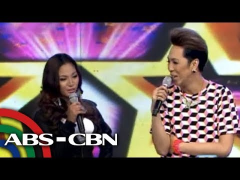 Vice Ganda makes fun of Angel Locsin look-alike