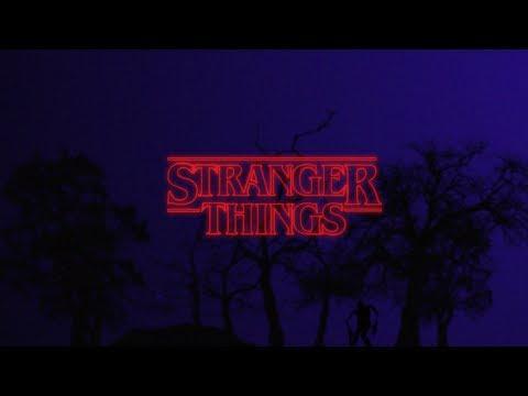 Stranger things modus spotify