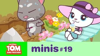 Talking Tom and Friends Minis - Underground Adventure (Episode 19)