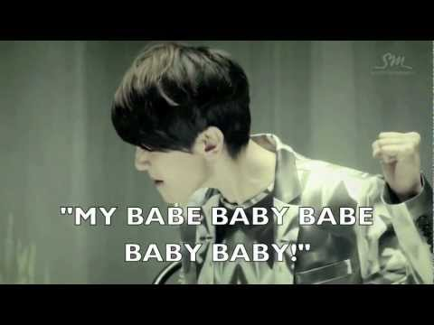 EXO-K - What Is Love Misheard Lyrics Music Videos