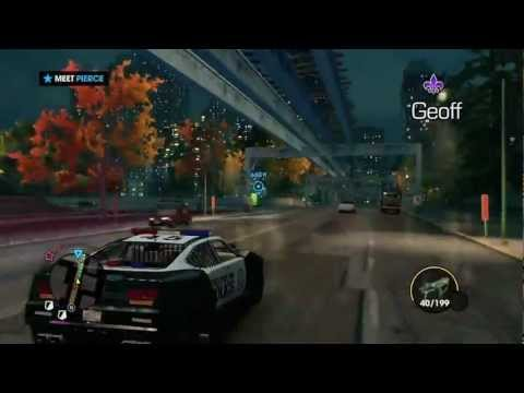Let's Play Saints Row The Third With Geoff  &  Michael - Part 1