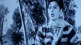 Challay Hein Ghoomnay : Mussarat Nazir'clip from Yakkey Wali overlapped on Kauser Perveen's song