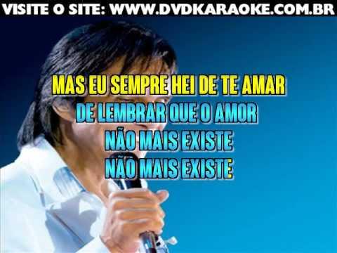 Roberto Carlos   Aquele Beijo Que Te Dei