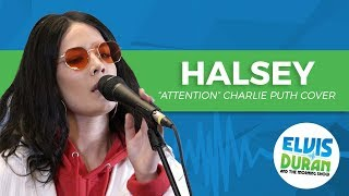 "Download Lagu Halsey - ""Attention"" Charlie Puth Cover 