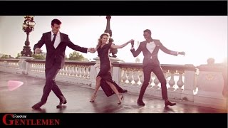 FOREVER GENTLEMEN vol.2 - LOVE [Corneille - Claire Keim - Roch Voisine] ( clip officiel)