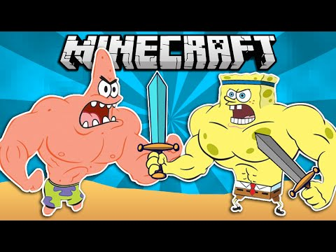 Minecraft Spongebob In Space!