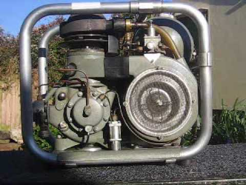 Philips Stirling Cycle Generator Youtube