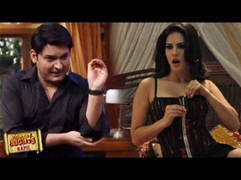 Kapil Sharma Rejects Sunny Leone From Comedy Nights With Kapil video