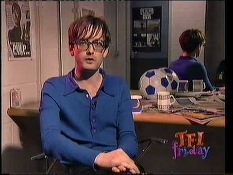 Jarvis Cocker - TFI Friday Interview RE: Michael Jackson/Brit Awards incident (23.02.1996)