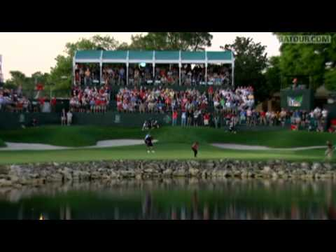 Check out the top 10 shots from PGA TOUR action through the first three months of the 2009 season. Shots from Tiger Woods, Stewart Cink, Phil Mickelson, Nick...