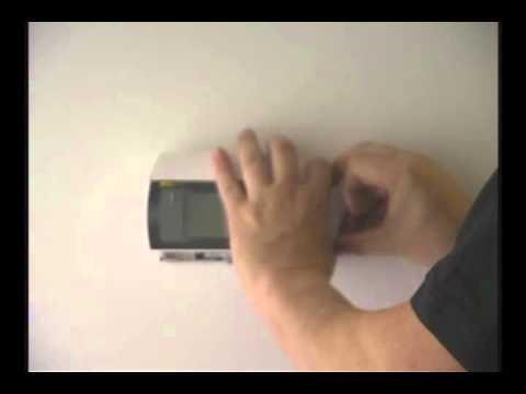Filtrete 3M50 Thermostat - How to install a U-Snap module