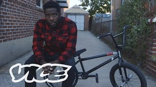 Nigel Sylvester Doesn't Need BMX Competitions