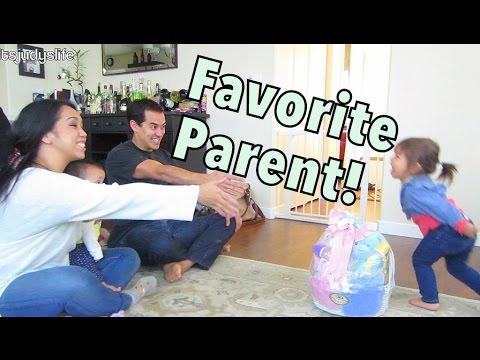 The FAVORITE Parent! - September 28, 2014 - itsJudysLife Daily Vlog