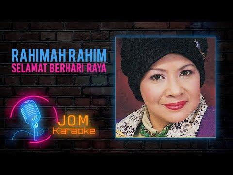 Rahimah Rahim - Selamat Berhari Raya video