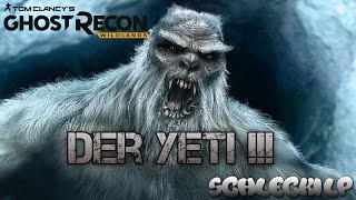 Ghost Recon: Wildlands | YETI GEFUNDEN!!! | Guide | Taktik | Fundort | El Yeti